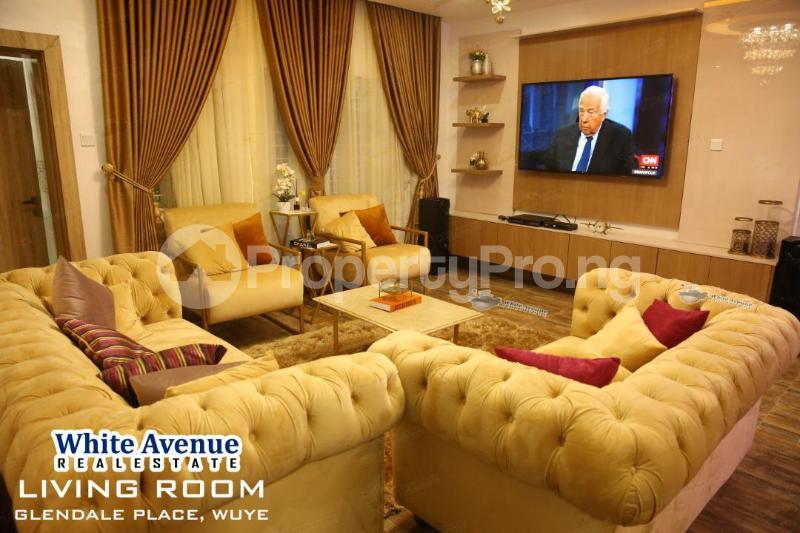 3 bedroom Blocks of Flats House for sale Along Family Worship Center  Wuye Abuja - 1