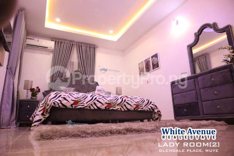 3 bedroom Blocks of Flats House for sale Along Family Worship Center  Wuye Abuja - 4