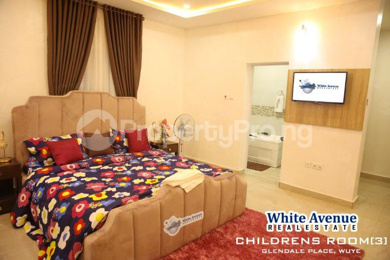 3 bedroom Blocks of Flats House for sale Along Family Worship Center  Wuye Abuja - 5
