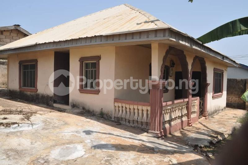 4 bedroom Detached Bungalow House for sale Awule Akure Ondo - 1