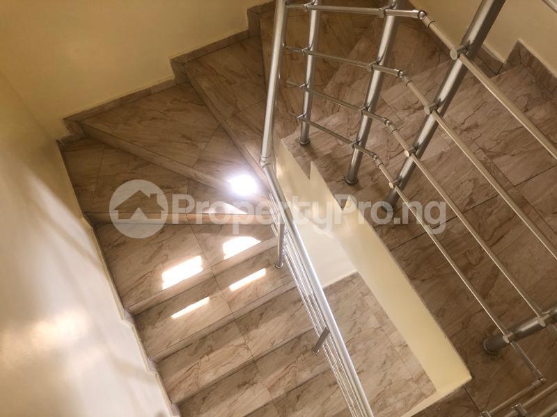 4 bedroom House for rent chevron Lekki Lagos - 12