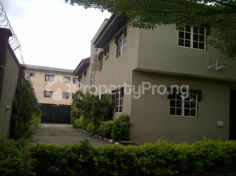 4 bedroom Detached Duplex House for sale New oko oba agege. Oko oba Agege Lagos - 2
