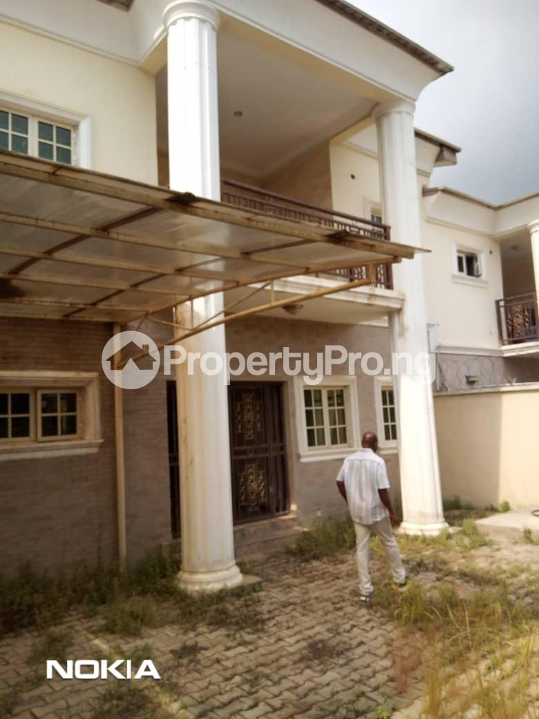 4 bedroom House for sale Wuse 2 Abuja - 0