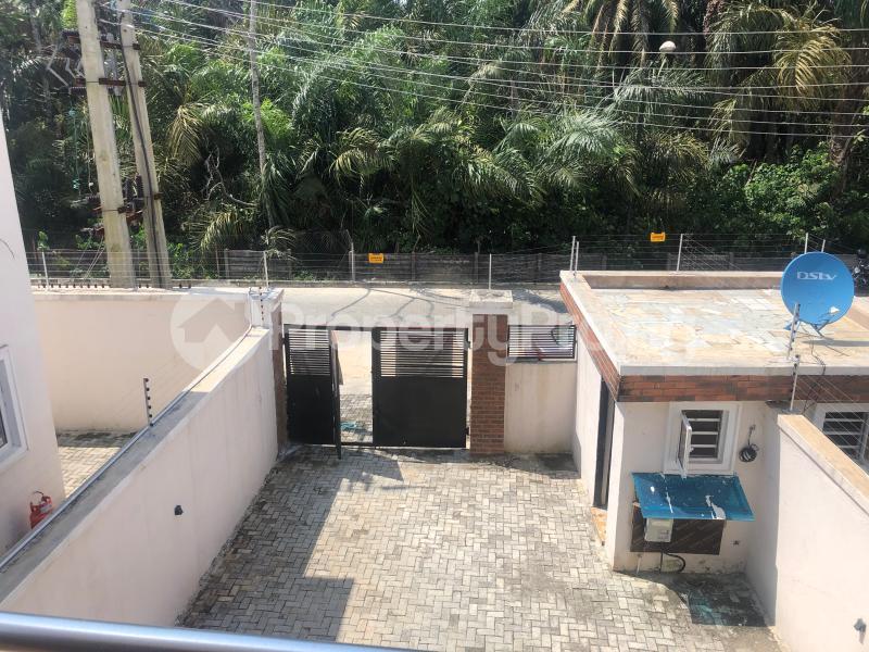 4 bedroom House for rent chevron Lekki Lagos - 9