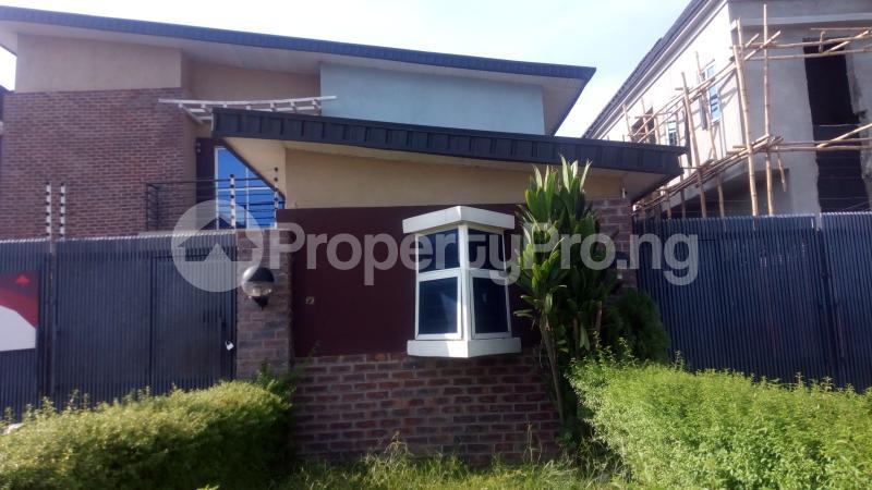 4 bedroom Detached Duplex House for rent Bera Estate by Chevron  chevron Lekki Lagos - 1