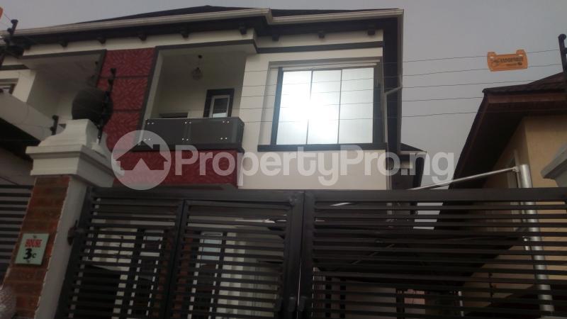 5 bedroom Detached Duplex House for sale Chevy View Estate Lekki Lagos by Chevron drive  chevron Lekki Lagos - 0