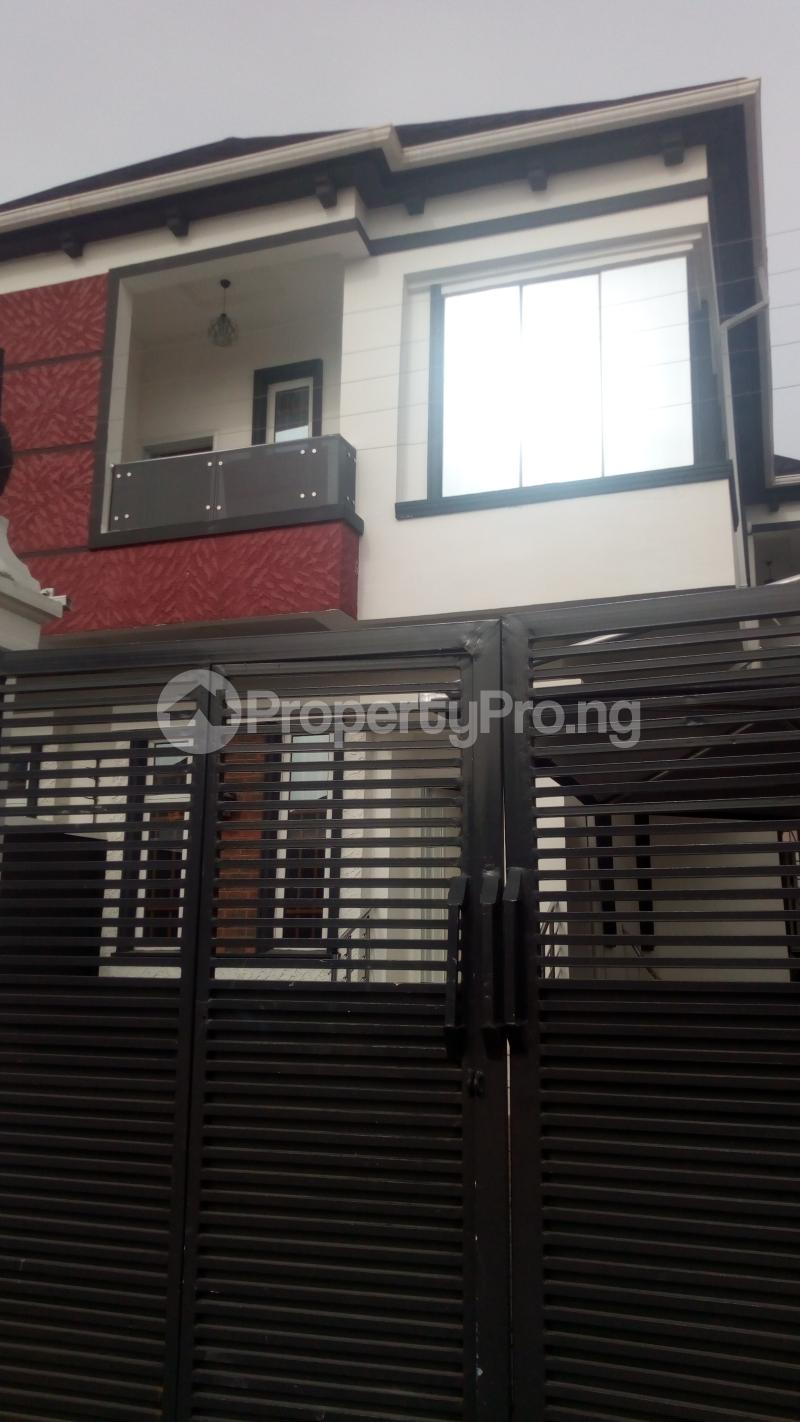 5 bedroom Detached Duplex House for sale Chevy View Estate Lekki Lagos by Chevron drive  chevron Lekki Lagos - 2