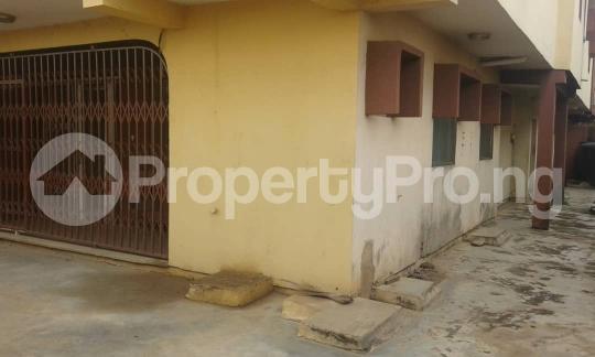 4 bedroom Semi Detached Duplex House for rent Egbeda Akowonjo Alimosho Lagos - 0