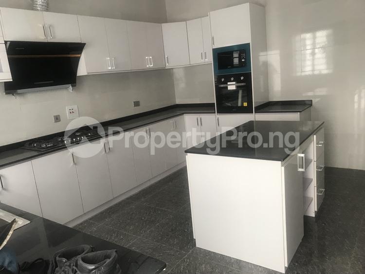 4 bedroom Semi Detached Duplex House for sale agungi lekki Agungi Lekki Lagos - 1