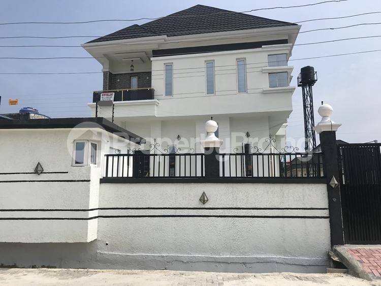4 bedroom Detached Duplex House for sale thomas estate Ajah Thomas estate Ajah Lagos - 0