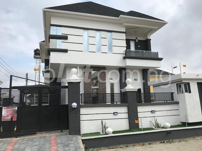 4 bedroom House for sale thomas estate ajah Thomas estate Ajah Lagos - 0