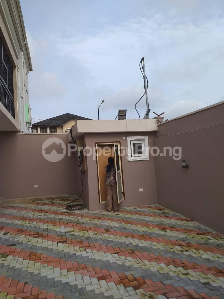 4 bedroom Detached Duplex House for sale Magodo phase 2 Magodo GRA Phase 2 Kosofe/Ikosi Lagos - 7