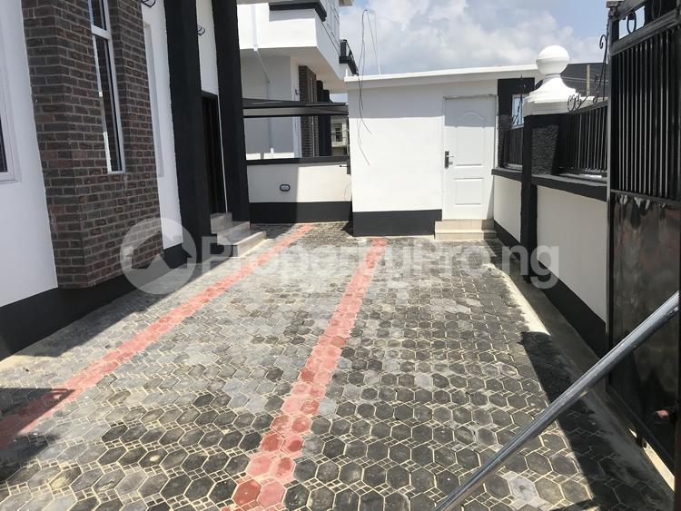 4 bedroom Detached Duplex House for sale -  Thomas estate Ajah Lagos - 11