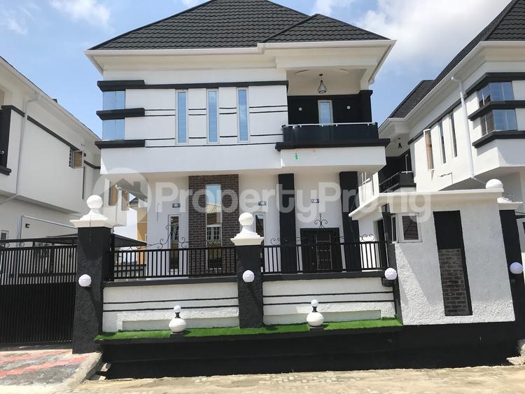 4 bedroom Detached Duplex House for sale -  Thomas estate Ajah Lagos - 0
