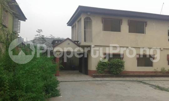 4 bedroom Detached Duplex House for rent Egbeda Akowonjo Alimosho Lagos - 27