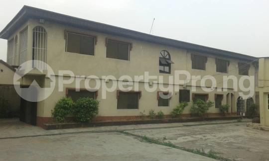 4 bedroom Detached Duplex House for rent Egbeda Akowonjo Alimosho Lagos - 0