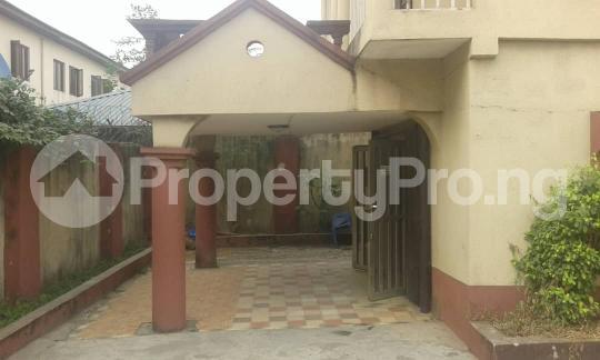 4 bedroom Detached Duplex House for rent Egbeda Akowonjo Alimosho Lagos - 25