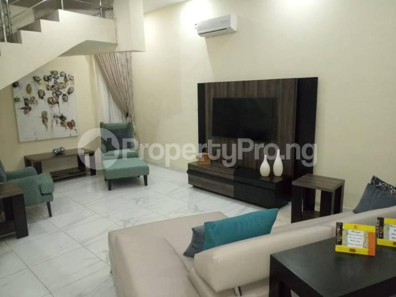 4 bedroom Terraced Duplex House for shortlet Adeniyi Jones  Adeniyi Jones Ikeja Lagos - 0