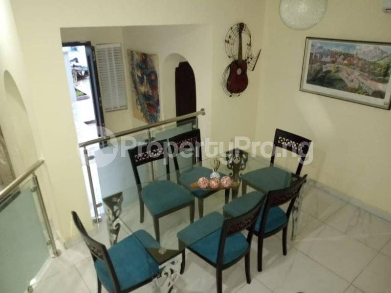 4 bedroom Terraced Duplex House for shortlet Adeniyi Jones  Adeniyi Jones Ikeja Lagos - 2
