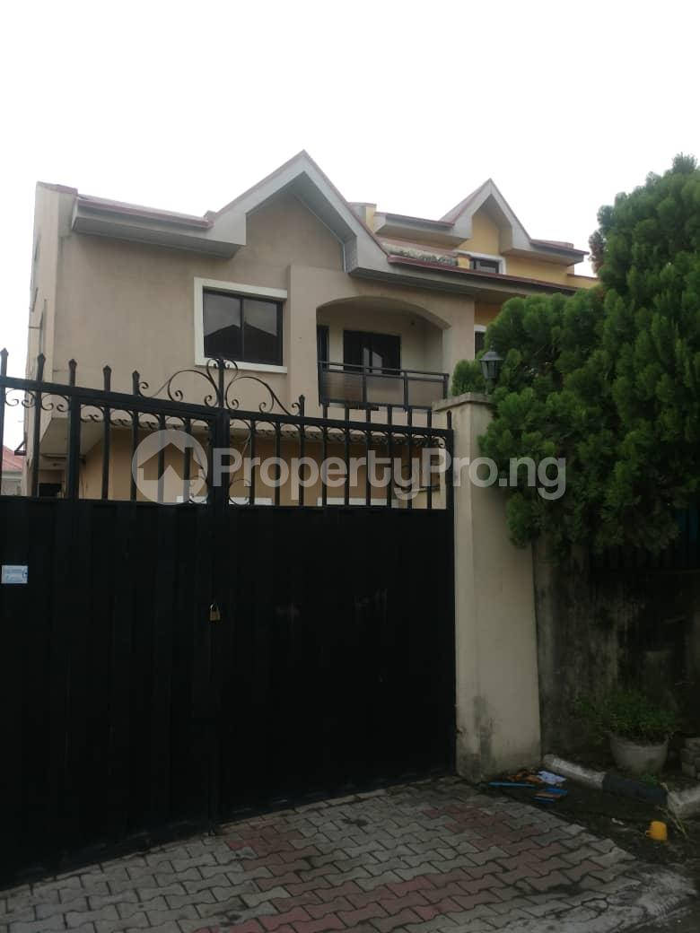 4 bedroom Semi Detached Duplex House for sale Maryland Estate LSDPC Maryland Estate Maryland Lagos - 1