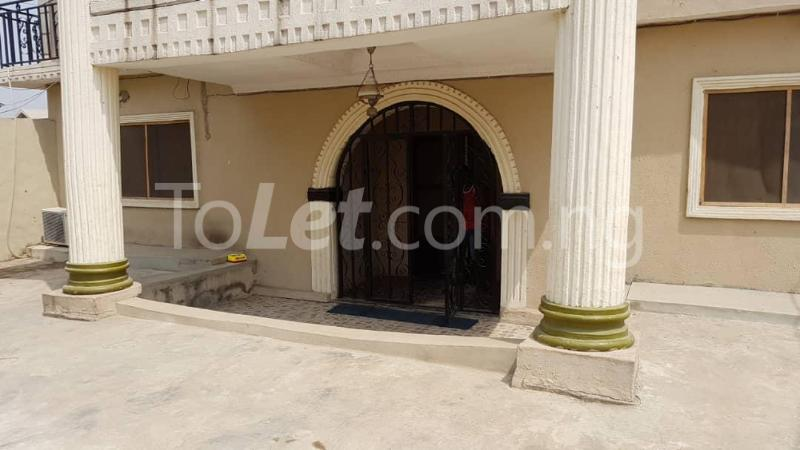4 bedroom House for sale Ashafa Millenuim/UPS Gbagada Lagos - 1