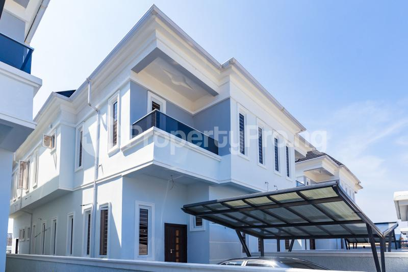 5 bedroom Detached Duplex House for sale chevron Lekki Lagos - 17