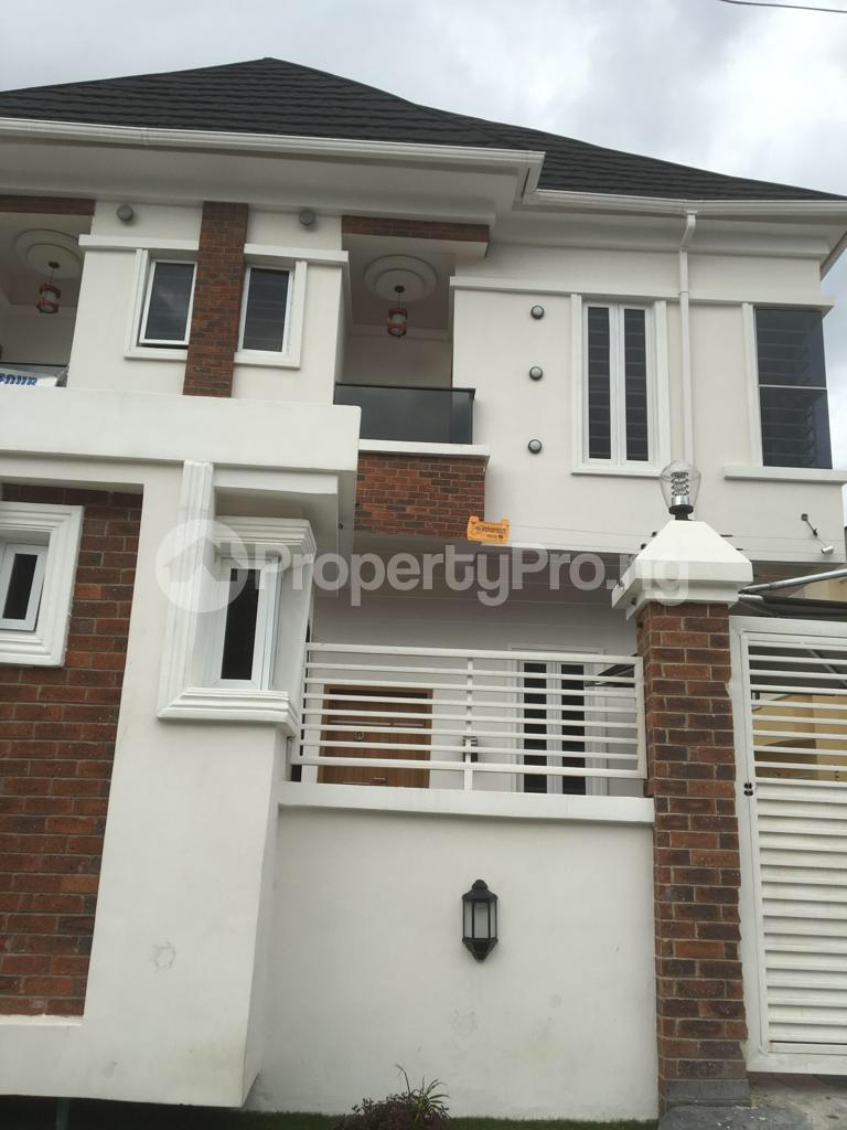 4 bedroom House for rent ....... Ikota Lekki Lagos - 0