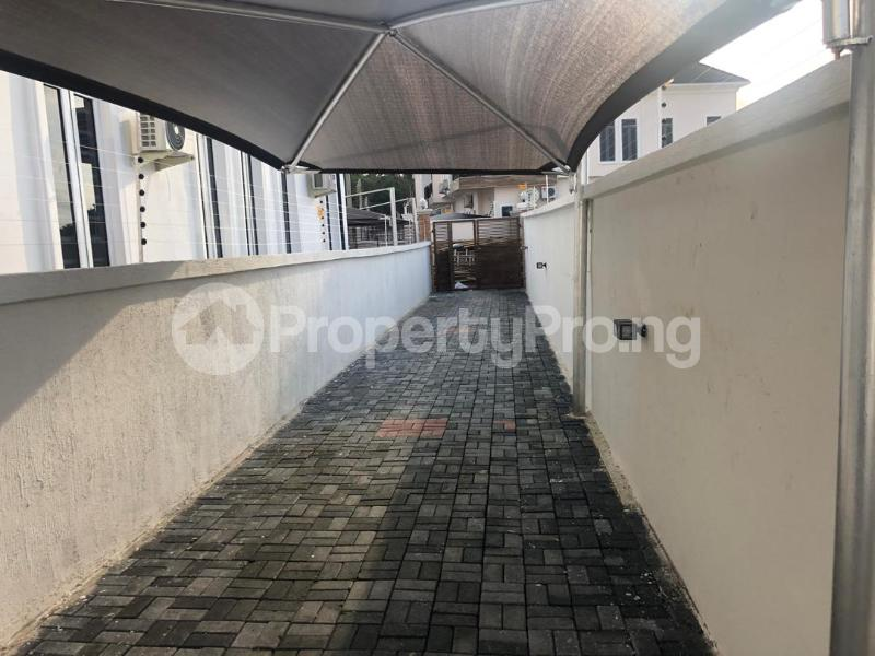 4 bedroom Semi Detached Duplex House for rent .... Ikota Lekki Lagos - 5