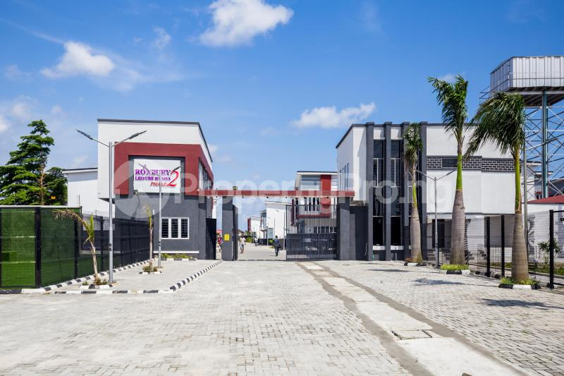 4 bedroom Semi Detached Duplex House for sale By Opposite VGC VGC Lekki Lagos - 25