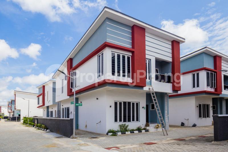 4 bedroom Semi Detached Duplex House for sale By Opposite VGC VGC Lekki Lagos - 20