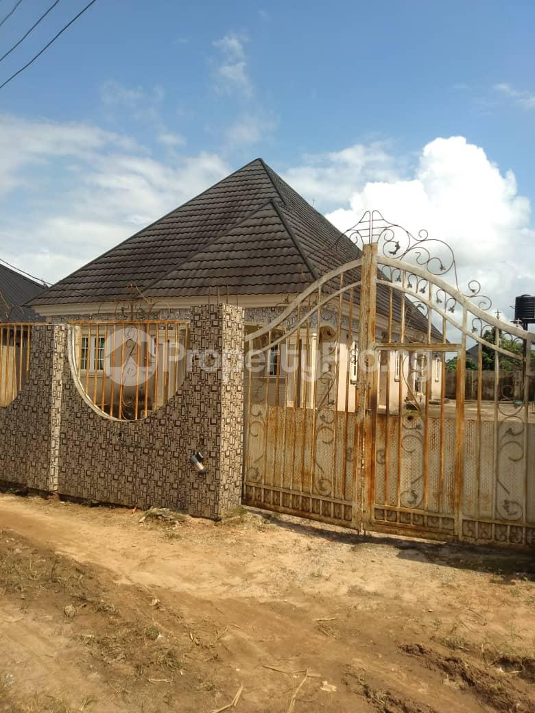 4 bedroom Detached Bungalow House for sale off sapele road after bypass Oredo Edo - 1