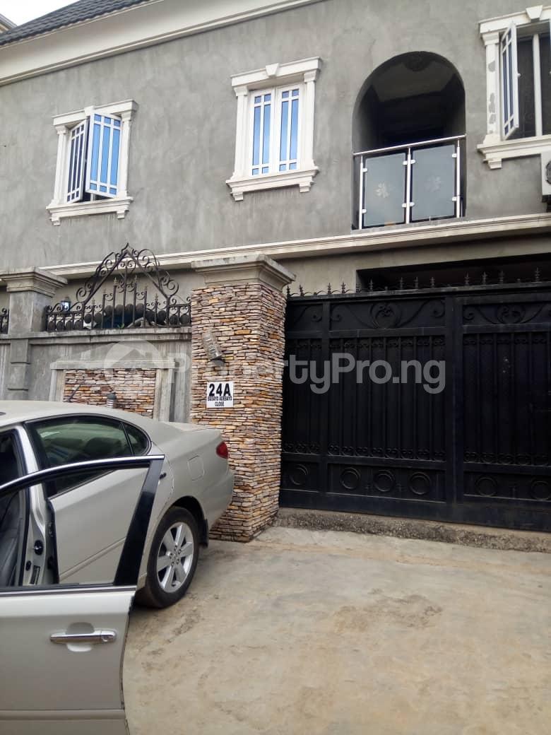 4 bedroom Semi Detached Duplex House for sale Anibaloye estate Anthony Village Maryland Lagos - 1