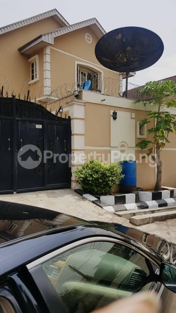 4 bedroom Detached Duplex House for sale Peace valley estate magodo shangisha phase 2 Magodo GRA Phase 2 Kosofe/Ikosi Lagos - 0