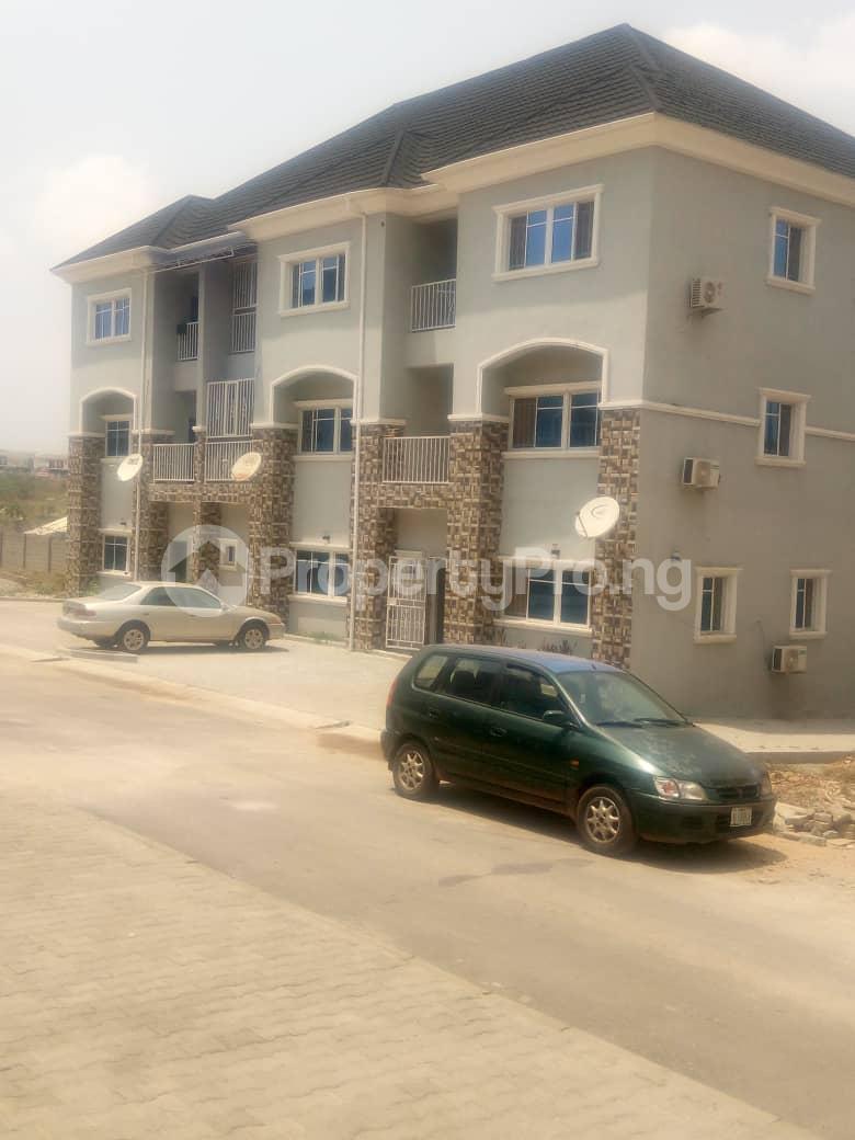4 bedroom Terraced Duplex House for sale behind Tukish hospital Karmo Abuja - 0
