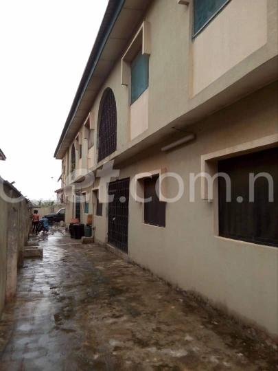 3 bedroom Flat / Apartment for sale Obawole Ogba Lagos - 1
