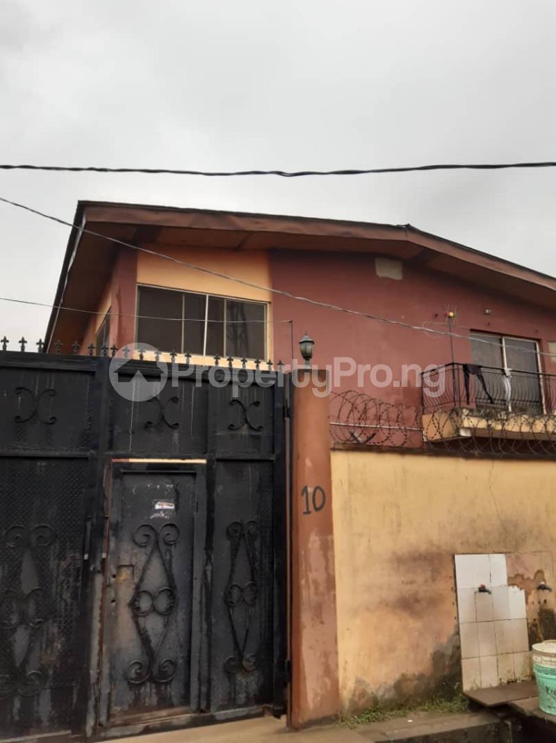 Flat / Apartment for sale Off Pedro road  Palmgroove Shomolu Lagos - 0