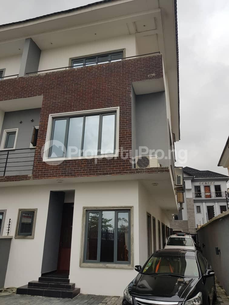 5 bedroom Semi Detached Duplex House for sale H Zone Banana Island Ikoyi Lagos - 1