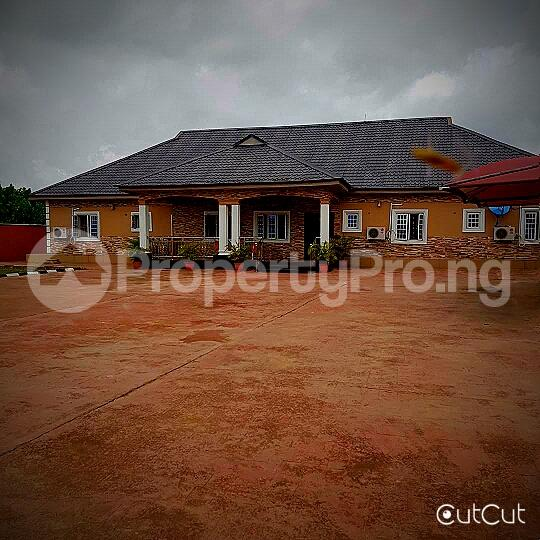 5 bedroom Detached Bungalow House for sale Imiringi road Tombia, Yenagoa Yenegoa Bayelsa - 0