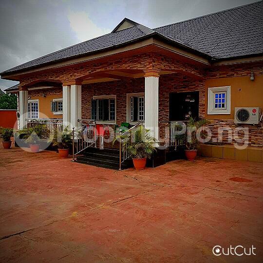 5 bedroom Detached Bungalow House for sale Imiringi road Tombia, Yenagoa Yenegoa Bayelsa - 1