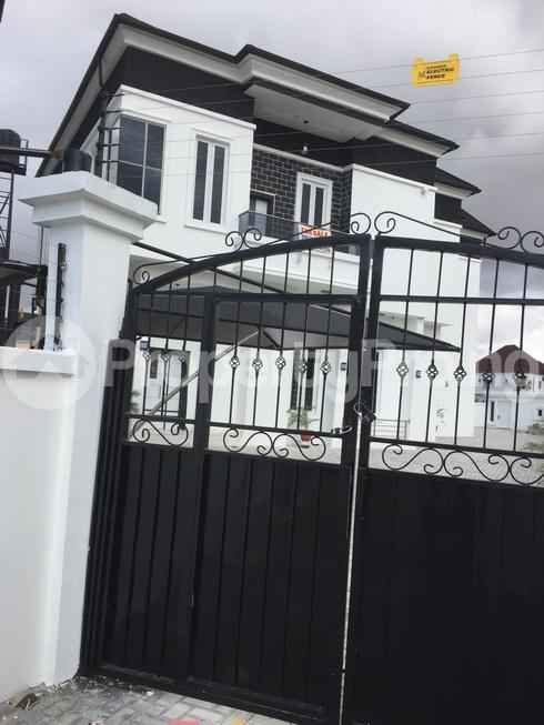 5 bedroom Detached Duplex House for sale Francis Oje Close chevron Lekki Lagos - 12