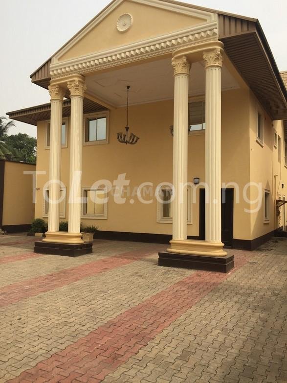 5 bedroom Detached Duplex House for rent ikeja Ikeja GRA Ikeja Lagos - 2