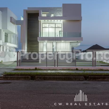 5 bedroom Detached Duplex House for sale Pinnock Beach Estate Osapa london Lekki Lagos - 24