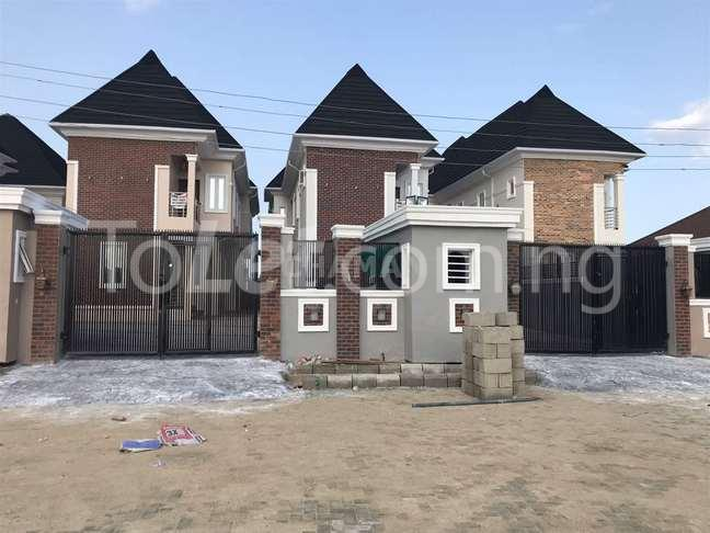 5 bedroom Detached Duplex House for sale ikota Ikotun Ikotun/Igando Lagos - 0
