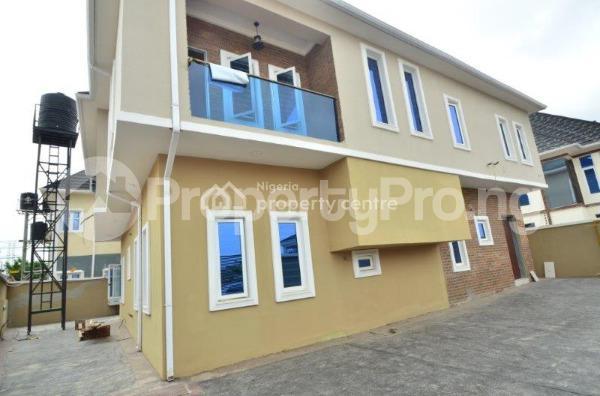 5 bedroom Detached Duplex House for sale Victory Park, Ilaje, Ajah Ilaje Ajah Lagos - 0