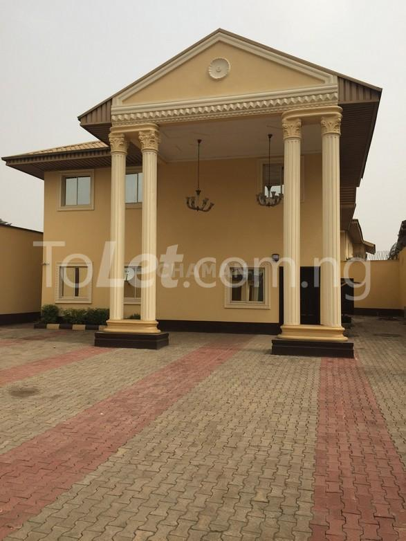 5 bedroom Detached Duplex House for rent ikeja Ikeja GRA Ikeja Lagos - 1