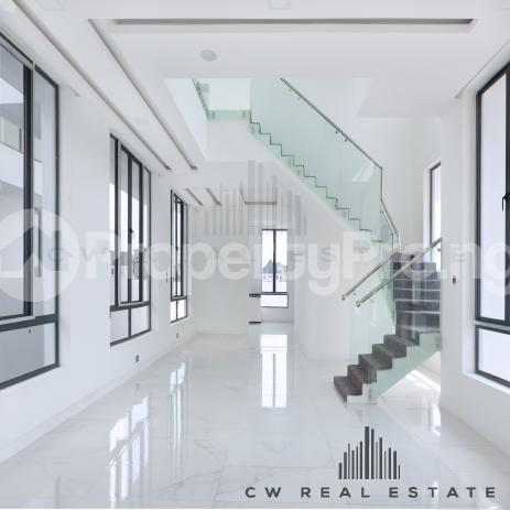 5 bedroom Detached Duplex House for sale Pinnock Beach Estate Osapa london Lekki Lagos - 33