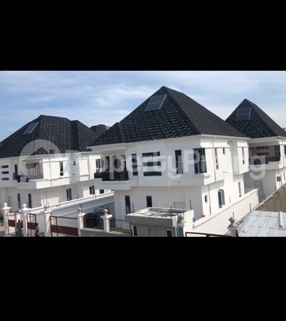 5 bedroom Detached Duplex House for sale chevron chevron Lekki Lagos - 1