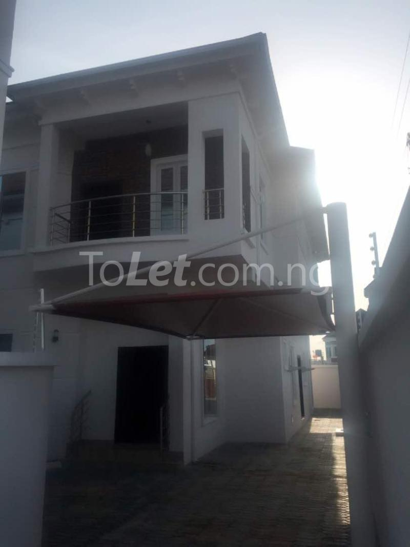 House for sale Chevron drive lekki. Lagos - 3