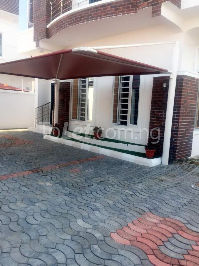 House for sale Chevron drive lekki. Lagos - 34