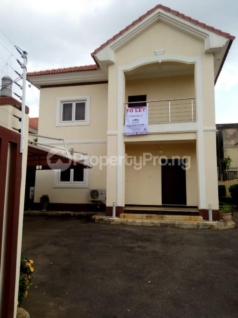 5 bedroom Detached Duplex House for rent Kafe Abuja - 4